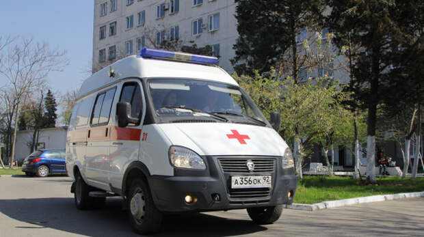 Сестру погибшей на пожаре в Севастополе девочки отправят на лечение в Краснодар