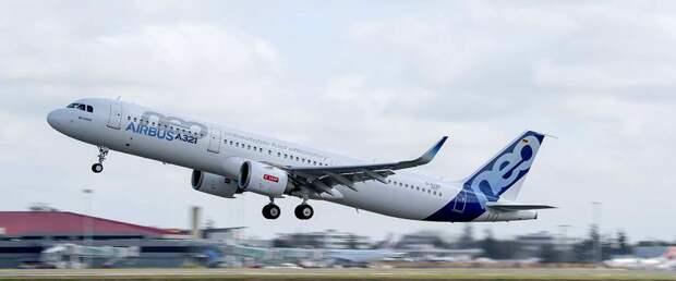 Airbus A321neo может перейти в аэродинамический подхват. Программная заплатка будет через год