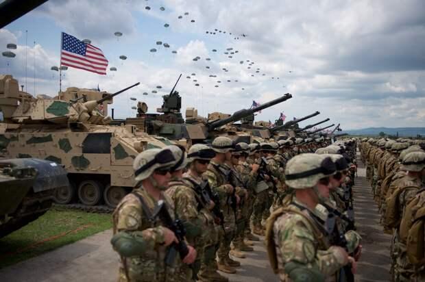 Щедры на пустые угрозы: США объявили о начале военных учений против России в Европе