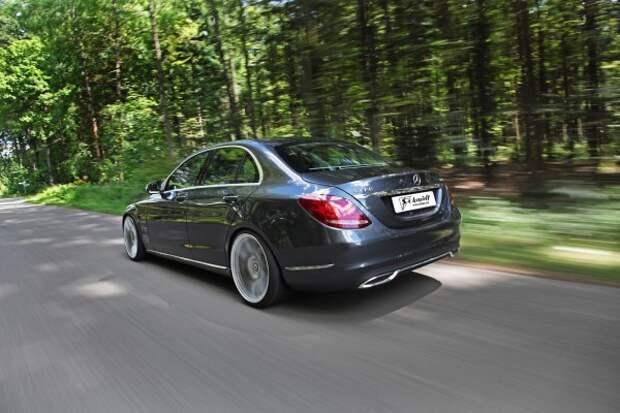 Совсем не рядовой Mercedes-Benz C220 BlueTEC