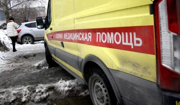 ВКазани 82-летний пенсионер сбил 14-летнюю девочку