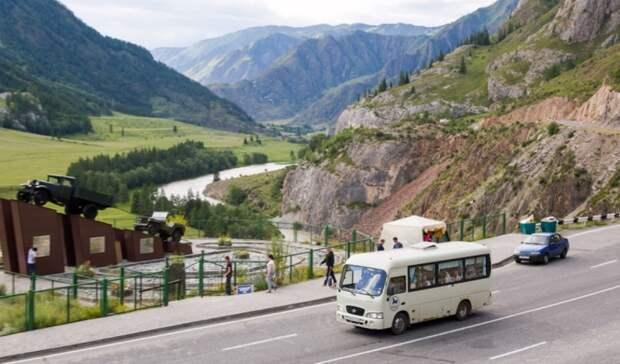 Алтай переводит нагаз 150 автобусов