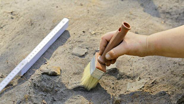 В турецкой пещере нашли инструменты, спрятанные 11 тысяч лет назад