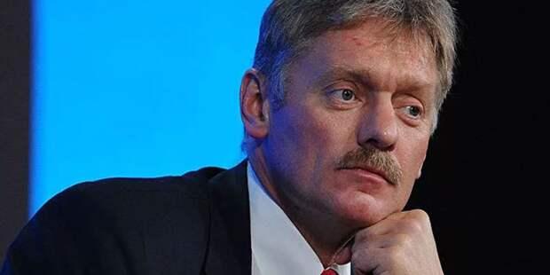 Песков предложил спросить Путина о «заказчиках» Немцова