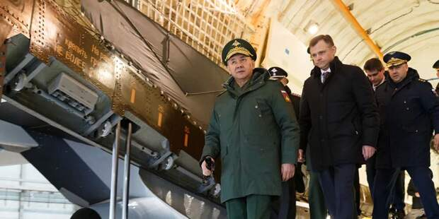 Минобороны требует ускорить выпуск Ил-76 — самолёта из зоны особого внимания
