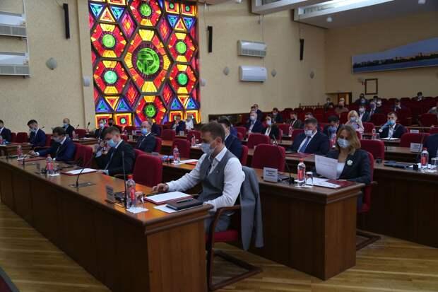 Постоянные комиссии Гордумы Ижевска обрели председателей