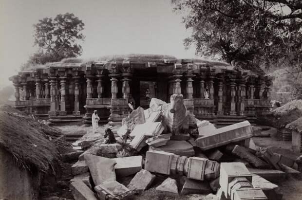 Редчайшие снимки Индии 19-го века