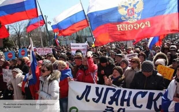 «Рубикон пройден, признание ЛДНР необходимо»: Пегов заявил, что Донецк становится Россией