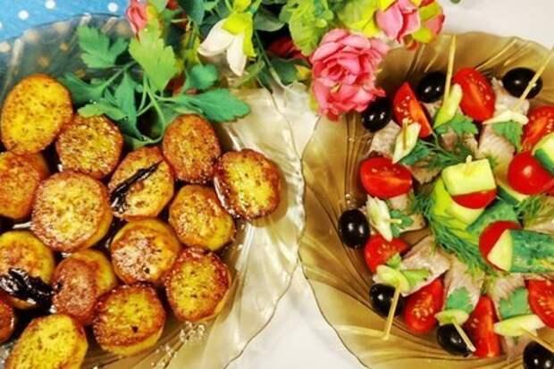 Фото к рецепту: Пряный картофель   батата харра