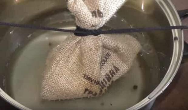 Как правильно приготовить горох для рыбалки, чтобы был целым и не слетал с крючка