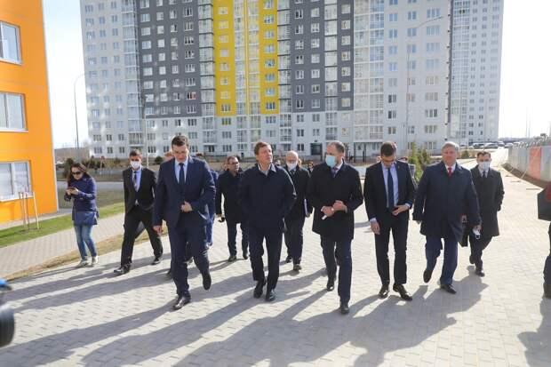 ЖК «КМ Анкудиновский парк» из Нижнего Новгорода поставили в пример другим регионам
