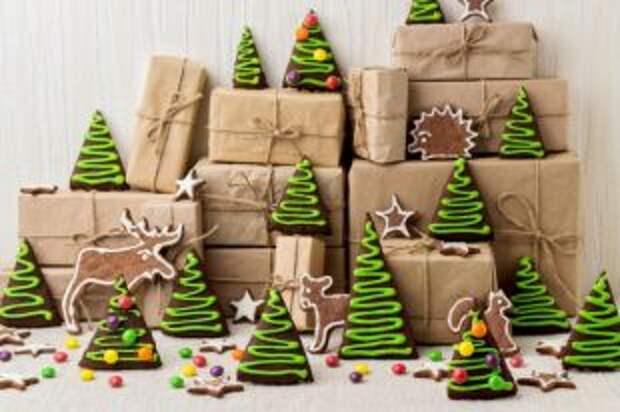 Кекс в банке, паста и другие идеи съедобных подарков на Новый год