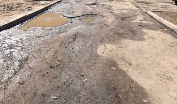«Скоро асфальт растворится»: глазовчане о местных дорогах