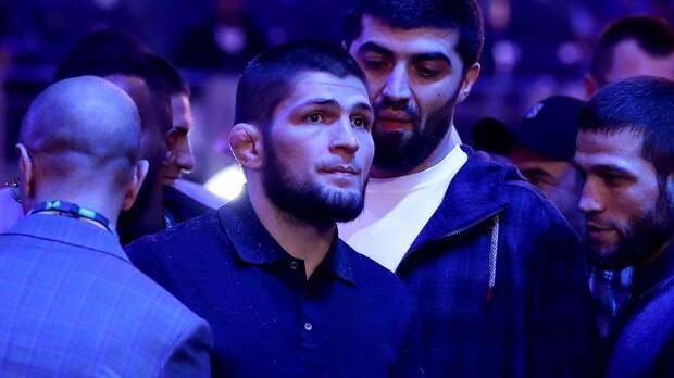 Боец UFC Камачо: «Для Хабиба больше нет соперников, поэтому он завершил карьеру»