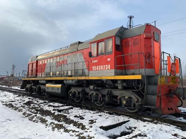 Стало известно, зачем железнодорожник угнал локомотив усвоего работодателя