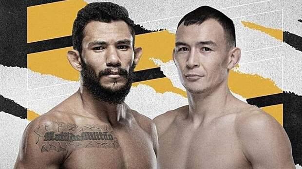 Бразилец отхватит за провокационное видео о Казахстане. Прогноз на бой UFC Дамир Исмагулов — Рафаэль Алвес