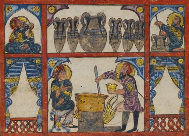 Липидный анализ посуды рассказал о средневековой исламской кухне на Сицилии