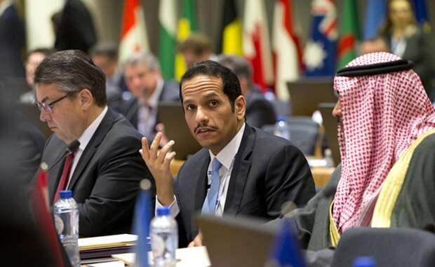 Катар ищет защиты у Кремля