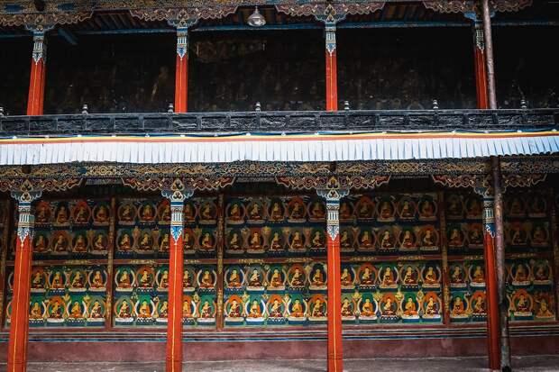shigadze25 В поисках волшебства: Шигадзе, резиденция Панчен ламы и китайский рынок