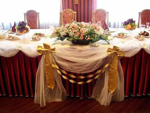 Как сервировать свадебный стол с максимальным комфортом. Практическое руководство