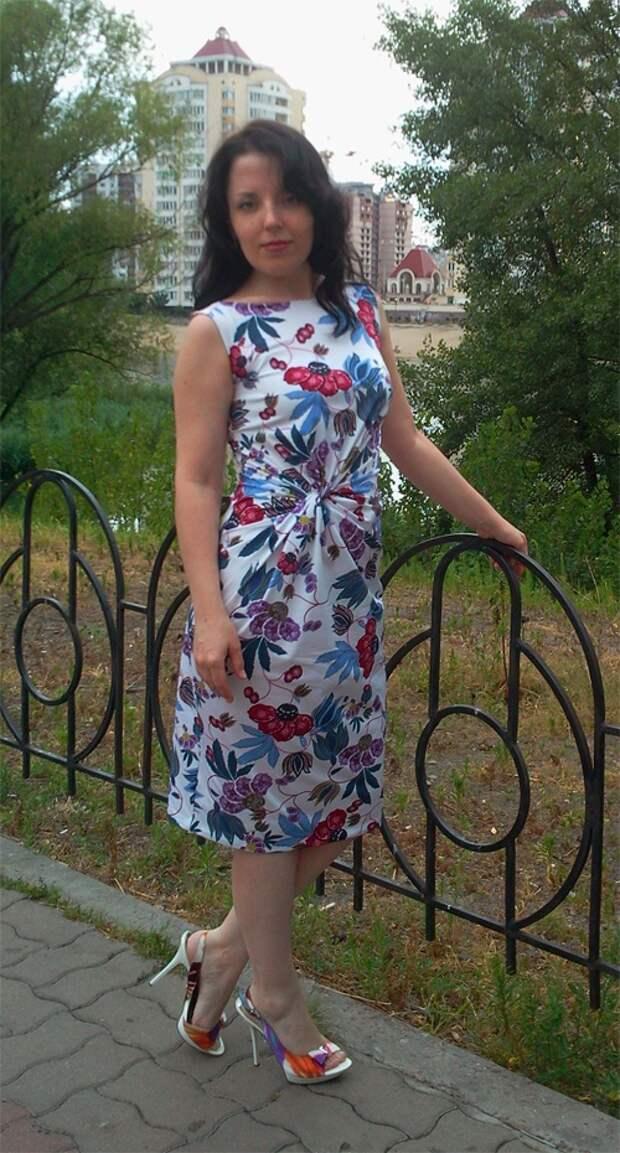 Платье в стиле Майкл Корс (повтор)