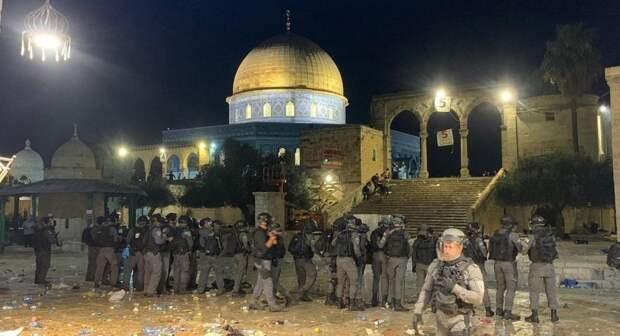 Израиль теряет контроль над Восточным Иерусалимом