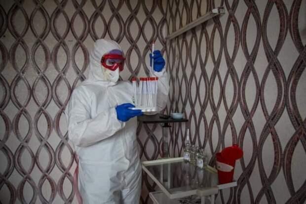 В Крыму выявили ещё 101 случай коронавируса