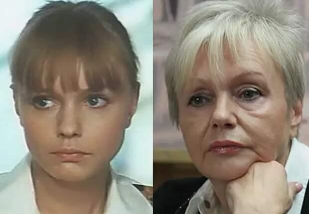 М. Шиманская тогда и сейчас