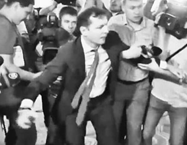 Кличко: Ляшко получил классический нокдаун