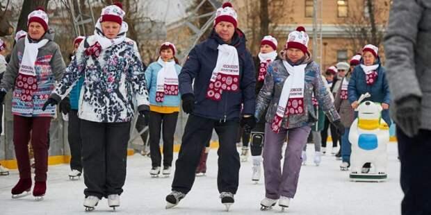 В Москве вновь пройдет зимний фестиваль проекта «Московское долголетие»