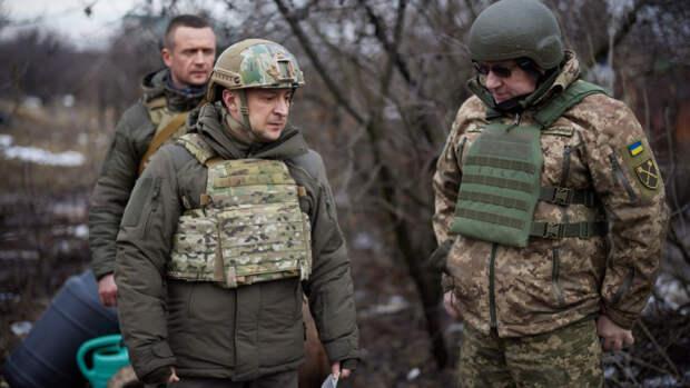 Зеленский поручил украинцам готовиться к партизанской войне