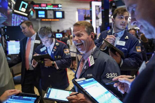 Dow Jones поставил очередной рекорд: уже 22-й в этом году