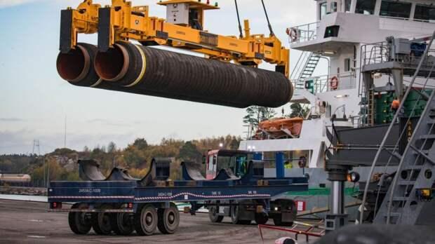 В Раде назвали новую цель США в случае блокировки «Северного потока — 2»