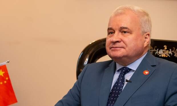 Россия не будет отдаляться от Китая из-за США: посол РФ в Пекине