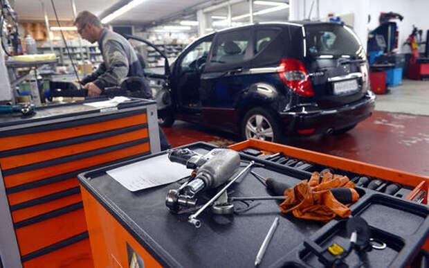 Дешевле всего ремонт автомобилей обходится на Урале