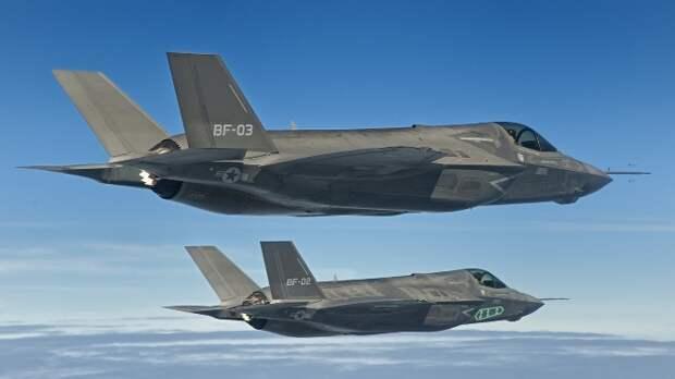 F-35 оказались беззащитны перед зенитной артиллерией