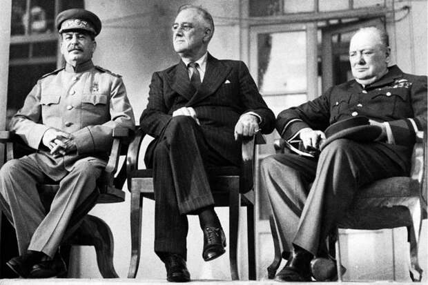«Тегеран-43»: герои, сорвавшие ликвидацию Сталина, Черчилля и Рузвельта
