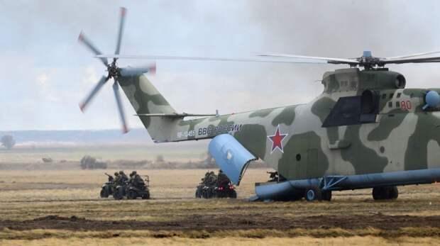 Sohu: учения российской армии вызвали нервную реакцию на Западе