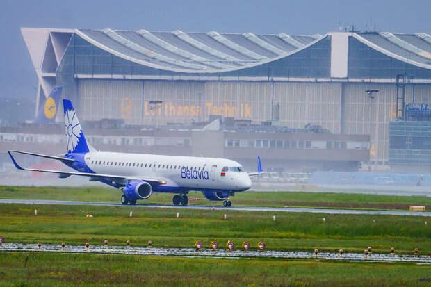 Евросоюз готовится закрыть воздушное пространство для белорусских самолетов