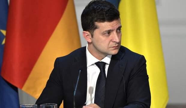 """На Украине заявили о """"подставе"""" для Зеленского со стороны Запада: Унизил себя политической заказухой"""