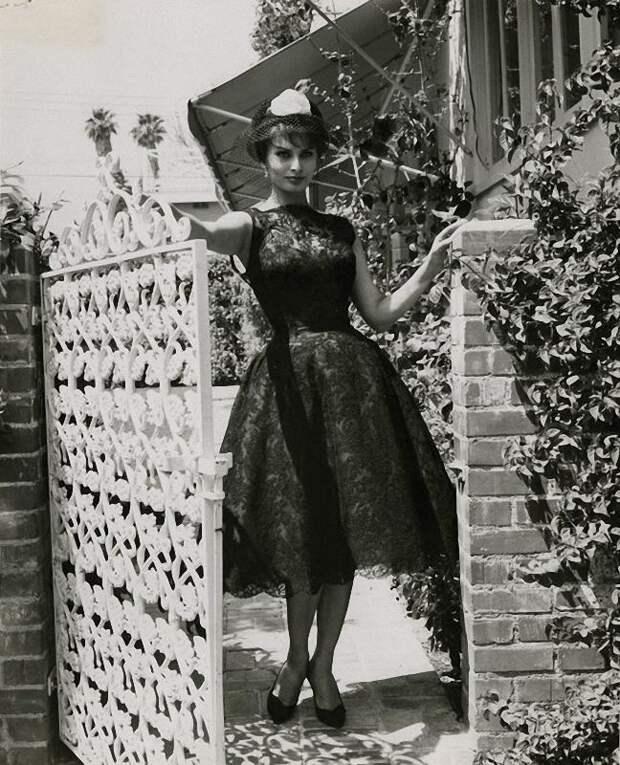 Несравненной Софи Лорен, самой красивой итальянке сегодня исполнилось 86 лет