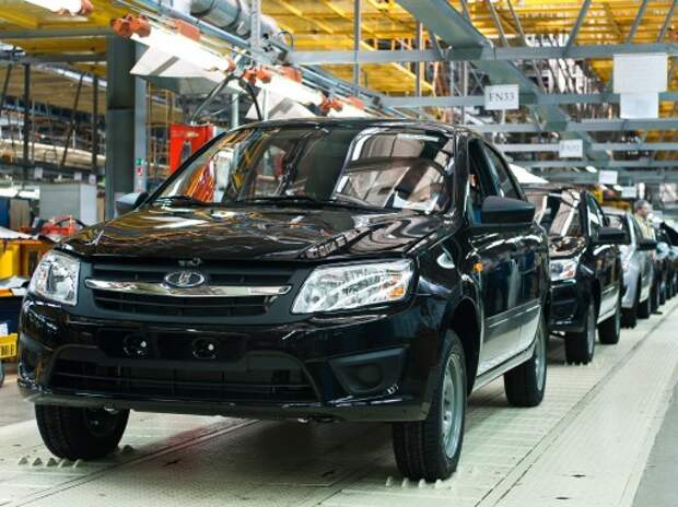Украина считает, что импорт авто из России неоправданно вырос