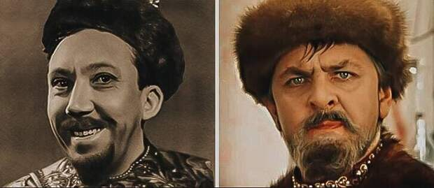 Пробы Юрия Никулина на роль царя. Мне одной кажется, что роль Никулину не очень-то и подходила? При всем моем уважении к актеру, его типаж простоват для царя