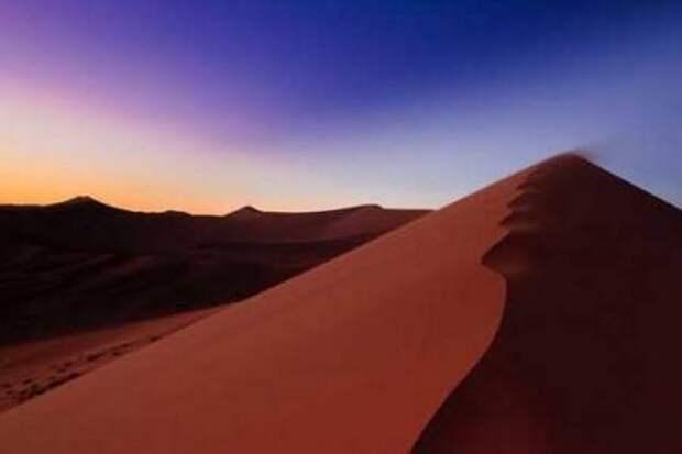 Королевство в пустыне Намиб