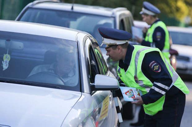 ГИБДД передаст данные автовладельцев местным властям