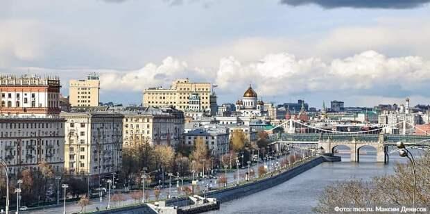 МВД готовится к охране правопорядка на несанкционированных митингах/Фото: М. Денисов mos.ru