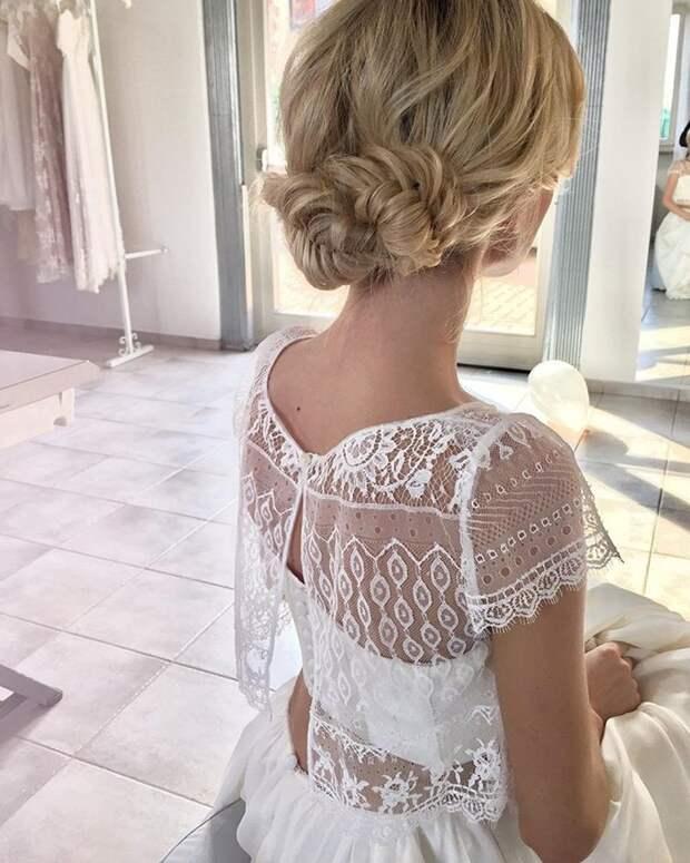 Идеи изумительных спинок для платьев 7