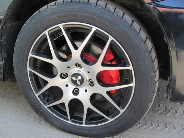Как узнать разболтовку колесных дисков?