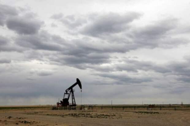 Станок-качалка компании TORC Oil & Gas вблизи Грейнума, Альберта, Канада, 6 мая 2020 года. REUTERS/Todd Korol