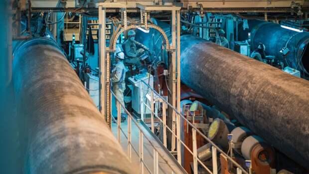 Скорый запуск «Северного потока — 2» оставит санкции США позади